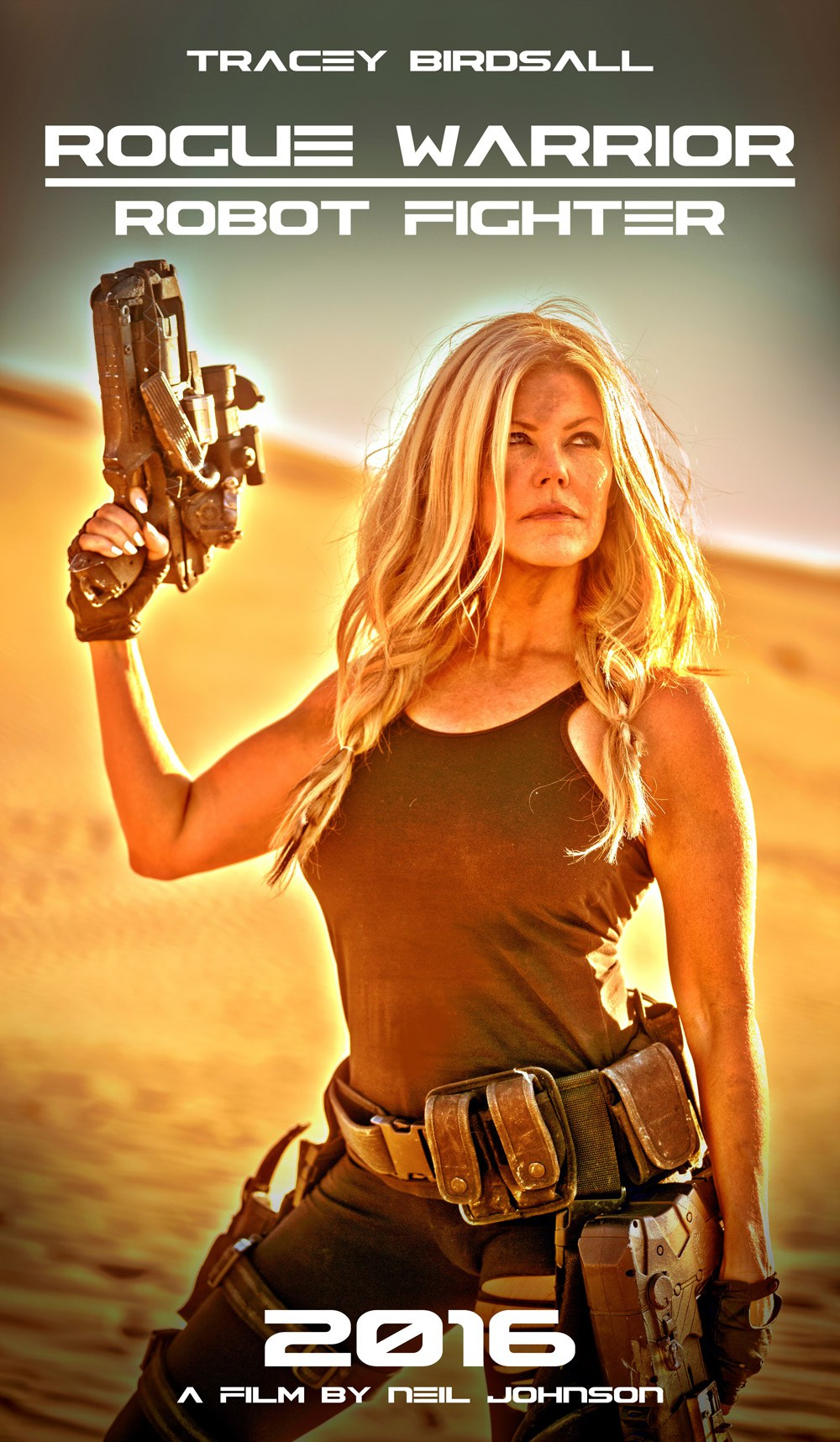 Tracey birdsall rogue warrior robot fighter 2017 - 1 part 3